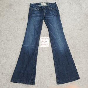 American Rag hippie Bell Bottom Jeans